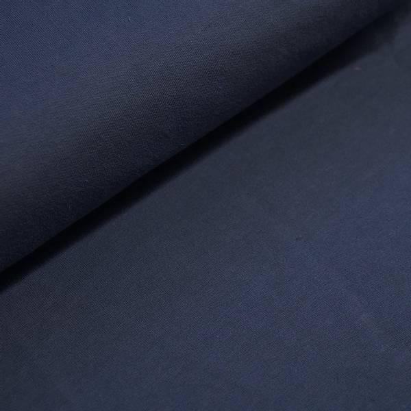 Bilde av Økologisk french terry, china blue