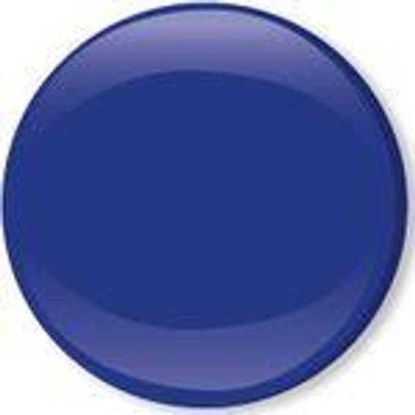 Bilde av Metalltrykknapper m/kappe mørk blå