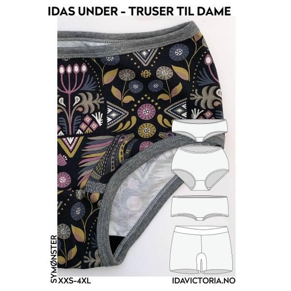 Bilde av Ida Victoria, Idas under - truser til dame