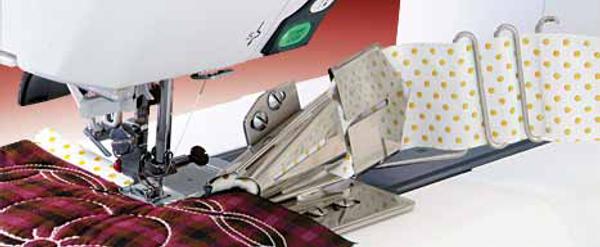 Bilde av Kantbåndapparat til Janome Symaskin, Gr. 2B (Ikke EasySet)