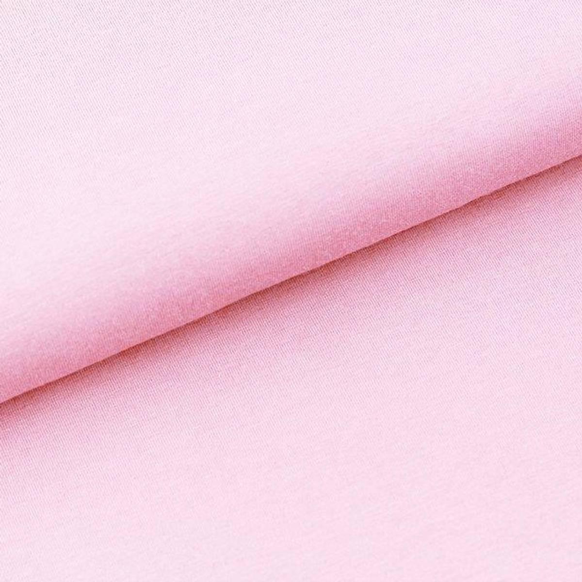Økologisk jersey, sart rosa