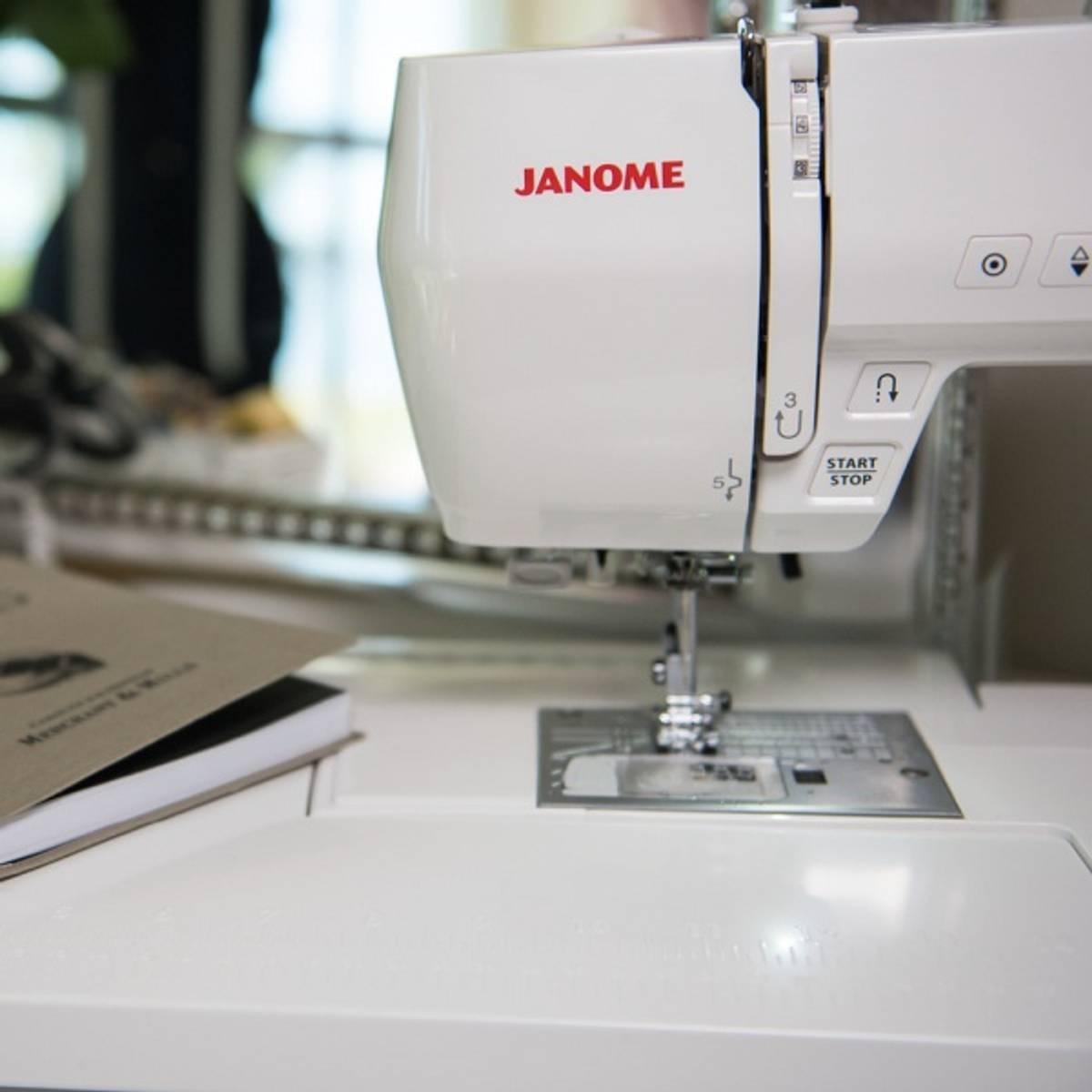 Janome Decor Computer 6050 inkl. sybrett